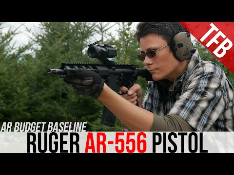 Ruger AR-556 Pistol: The New Budget Baseline