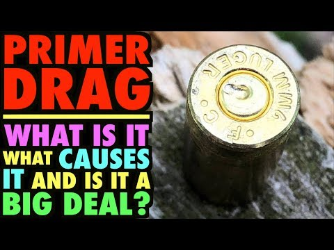 Primer Drag: What Is It? What Causes It? Is It a Big Deal?