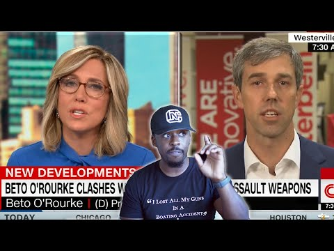 The Left Wants To Eliminate BETO For Exposing Their True Gun Confiscation Agenda