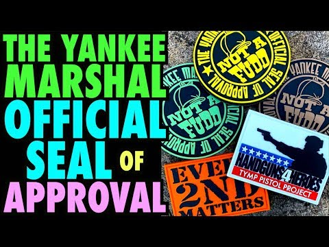 The Yankee Marshal Seal of Approval