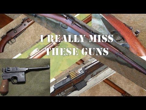 Top 10 Military Surplus Firearms I Wish I still Had