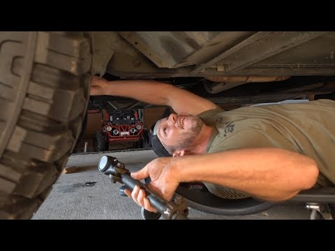 Trying to finally Fix this HUMVEE!!!