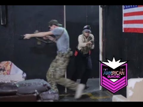 Day 2a Close Quarters Battle w/Tactical Rifleman!!!  CQB and Home Defense!!