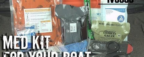 Med Kit For Your Boat!