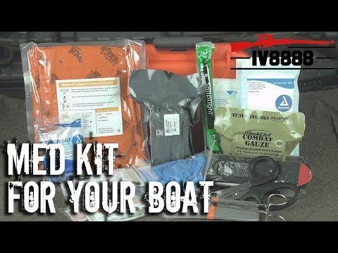 Med Kit For Your Boat!