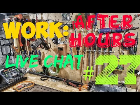 Work: After Hours Live Stream 27