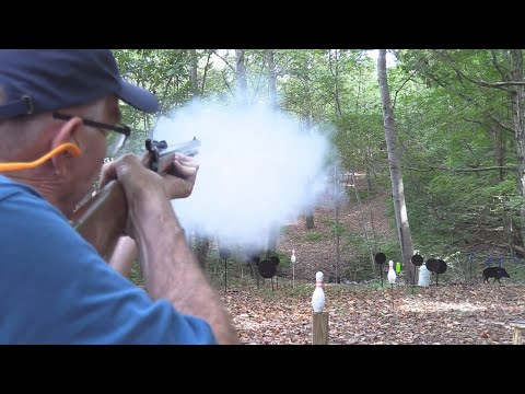 Thompson Center Hawken Rifle  Chapter 2
