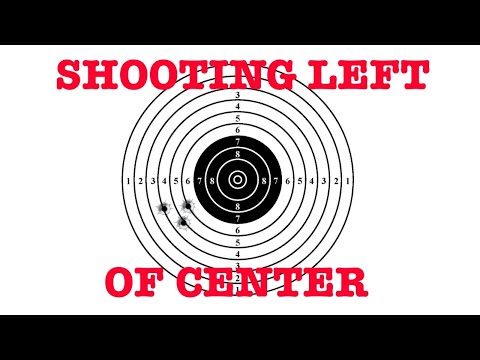 Shooting Left of Center Podcast (06OCT19)