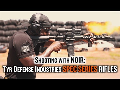 Tyr Defense Industries SPEC SERIES Rifles | Shooting With NOIR
