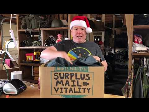 Surplus Mail Vitality At Mike's Militaria 50% OFF UNTIL NOVEMBER 15TH!