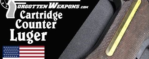 Powell's Cartridge Counter Luger: The First Military 9mm