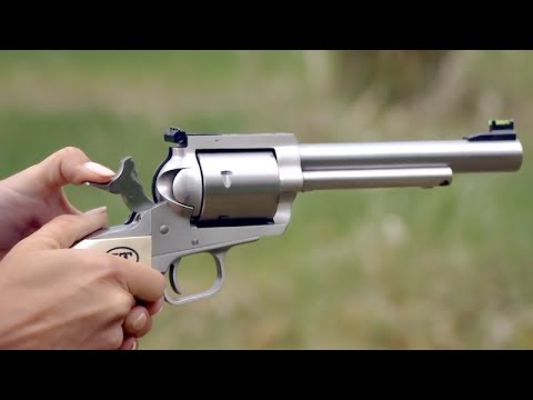 How the Biggest Revolvers are Made