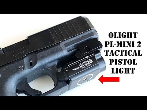 OLIGHT PL-MINI 2 SAVES MY LIFE RIGHT AFTER REVIEWING!