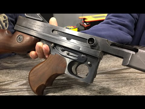 Let's talk History of Thompson M1a1