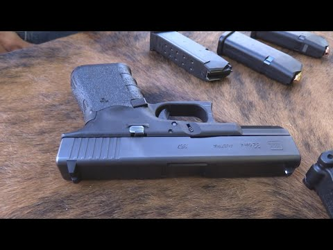 Glock 32  .357 SIG Chapter 2