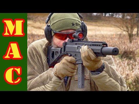 B&T APC9-SD – The Swiss MP5-SD