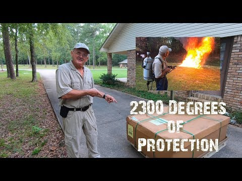 What's In The Box?? ***2300 Degrees of Gun PROTECTION***