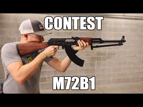 [Contest] The Yugo M72B1 RPK-like Rifle