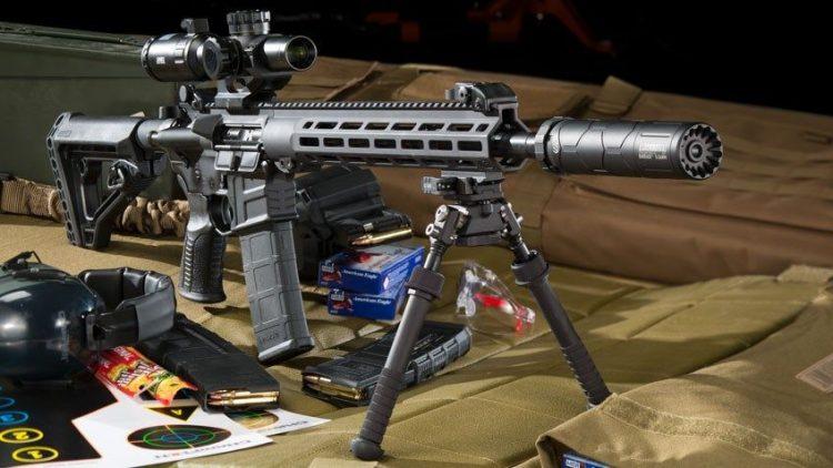 Savage 22902 MSR10 Hunter Semi-Automatic 7.62 NATO/.308 WIN 16.1 20+1 Adjustable e81b7894c8e4fbd5b75