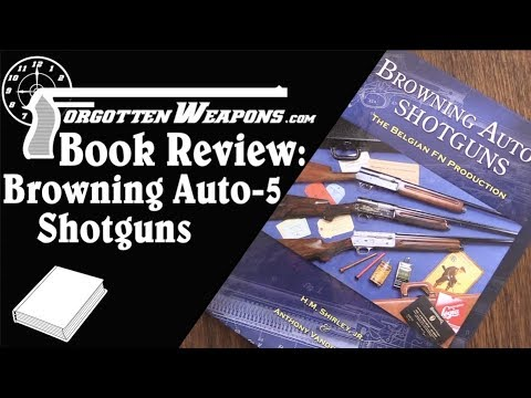 Book Review: Browning Auto-5 Shotguns