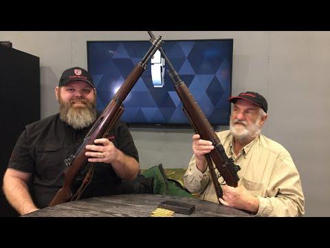 Let's talk history: Properly using an M1 Garand & M14