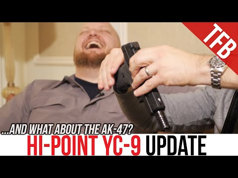 Hi-Point Yeet Cannon Production (and AK-47 Update) [SHOT Show 2020]