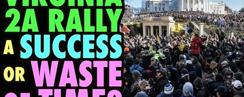 Virginia 2A Rally a Success or Waste of Time?