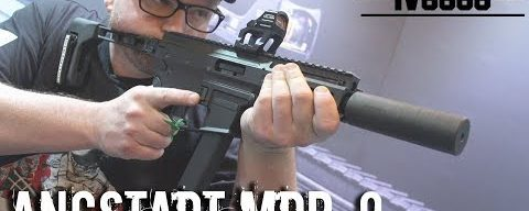 SHOT SHOW 2020: Angstadt Arms MDP 9