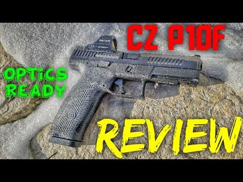 CZ P10F Optics Ready Full Review