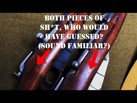 "Stupid Gun Myths – Episode 15: ""The Mosin Nagant is Just a Garbage Rod"""