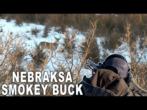 Cold Muzzleloader Whitetail | VLOG