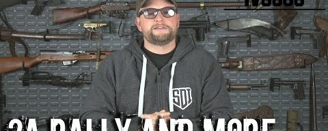 Upcoming Kentucky 2A Rally, Man Cans and More!