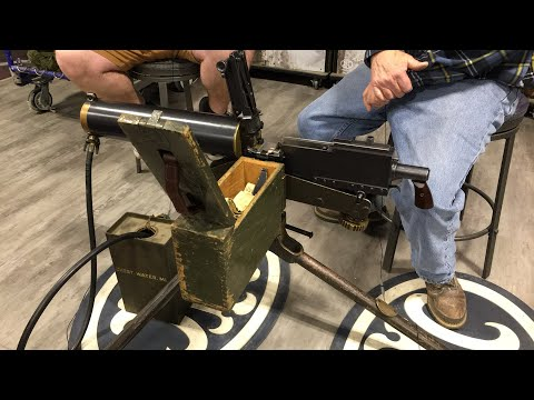 Let's talk history: The Water-cooled Browning