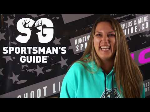 AGC Sportsmans Guide Ladies Shooting Tour: Destin, FL (Part 1) Emerald Coast Indoor Shooting & Sport