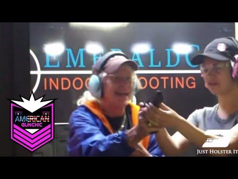 AGC Sportsmans Guide Ladies Shooting Tour: Destin, FL (Part 2) Emerald Coast Indoor Shooting & Sport