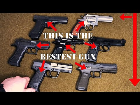 What is the Best Gun? Some Tips and Advice for First Time Gun Buyers/ n00bs.....