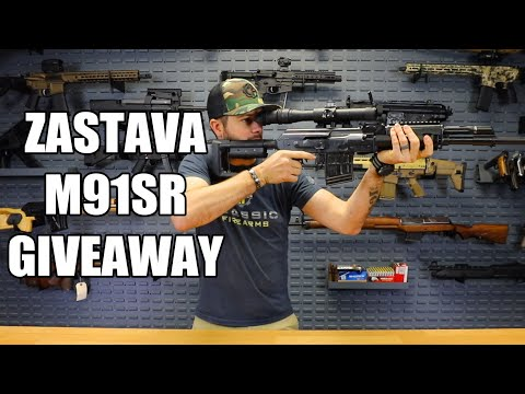 [Contest] Enter To Win The Zastava M91SR DMR