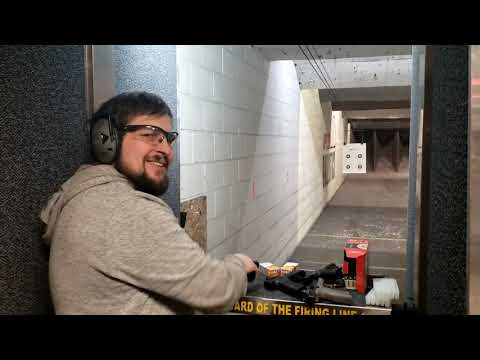 Glock 44 first shots - spoiler, it doesnt blow up
