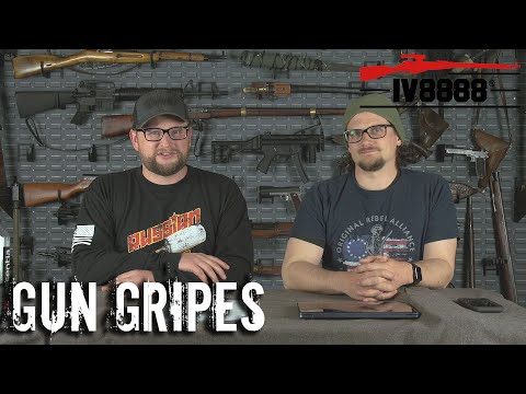 """Gun Gripes #228: """"AZ Assault Weapons Ban SB1625"""""""