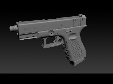 Glock 20SF Upgrades Part 4