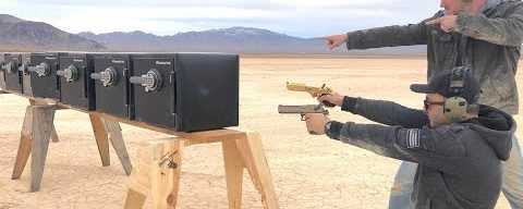 How many safes does it take to stop a 50cal?
