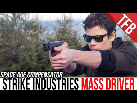 NEW Strike Industries Mass Driver: Gimmick or Gamer Gear?