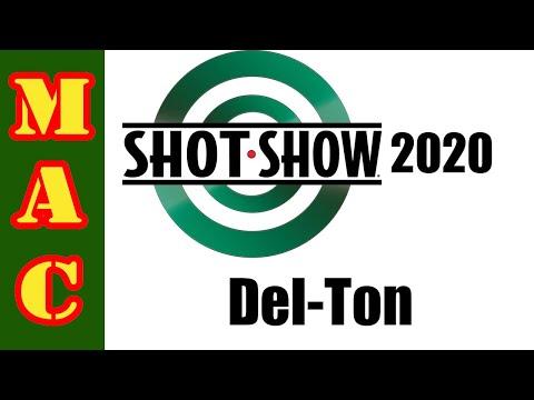 SHOT Show 2020: Del-Ton – Affordable AR's