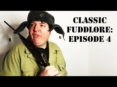 """cLaSsIc FuDdLoRe - Ep. 4: Pulling The Trigger Just to Make Sure the Gun is """"Safe""""....."""