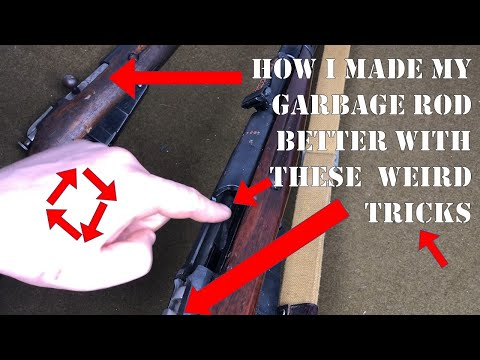 """A Few Simple Things I've Done to Make My Mosin-Nagant Rifles """"Better"""" and Much More Accurate"""