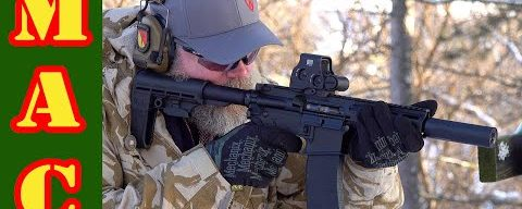 Tippmann Arms 22 LR AR15 – The best .22 AR made?
