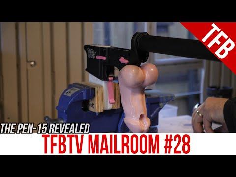 ✉ ✉ TFBTV Mailroom 28: The PEN-15 REVEALED! ✉ ✉