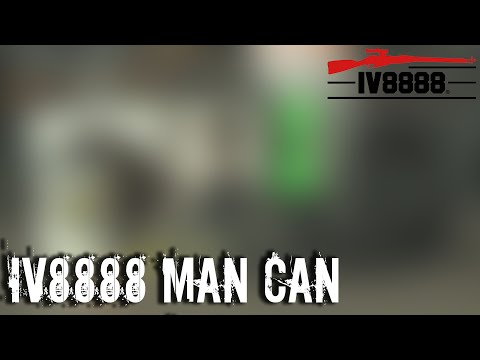 IV8888 MAN CAN March 2020 Unboxing