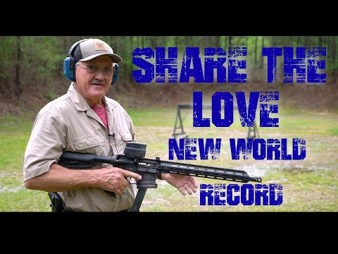 Share The Love!!! ***WORLD RECORD CHALLENGE***