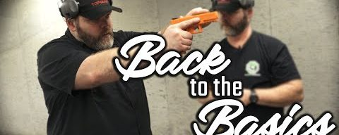Back to the Basics Vol. 3 – Sight Alignment